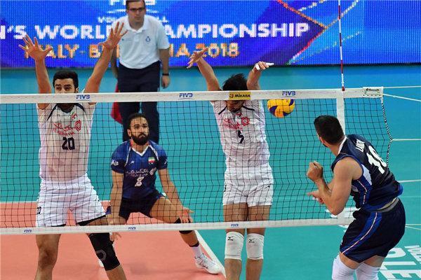 نتایج روز نخست لیگ جهانی والیبال و برنامه روز دوم، ایران - برزیل