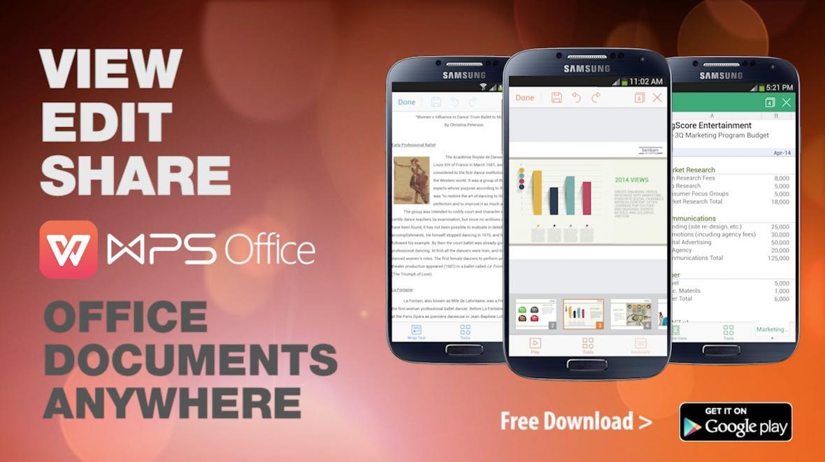 دانلود WPS Office