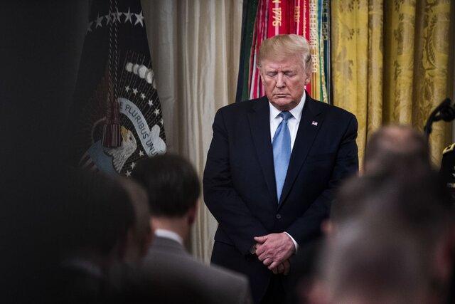 کاخ سفید برای سناریوی استیضاح ترامپ آماده می شود