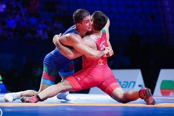2 مدال طلا در پنج وزن نخست به ایران رسید