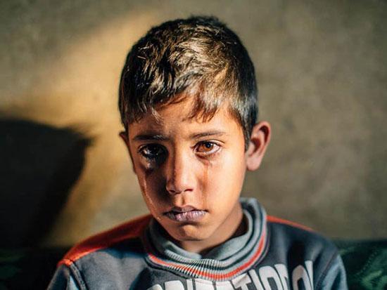 تصاویری از آنچه بچه ها سراسر دنیا می خورند