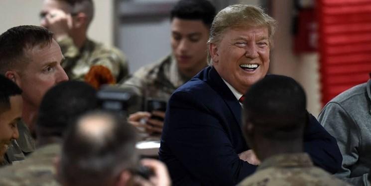 نیمی از نظامیان آمریکایی از عملکرد ترامپ ناراضی هستند