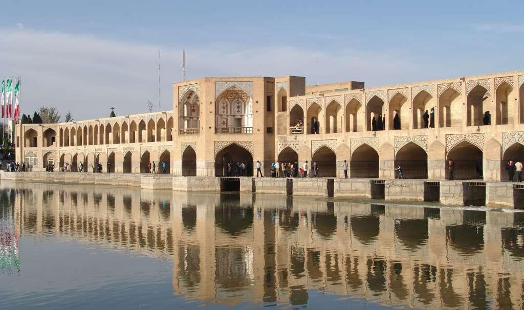 معرفی پنج پل تاریخی شهر اصفهان