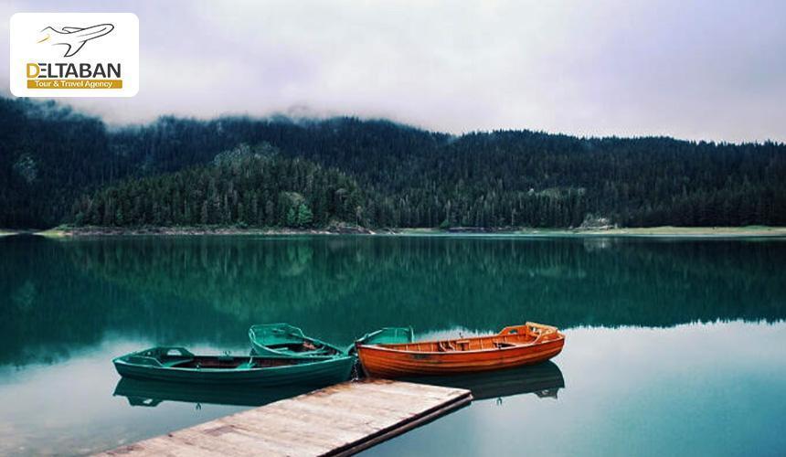 جذاب ترین دریاچه های استانبول