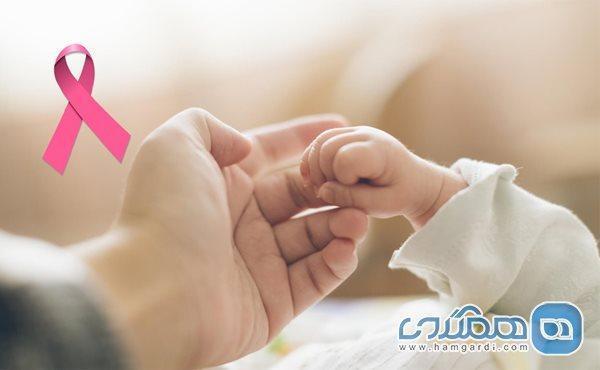 آیا می توان بعد از سرطان سینه باردار شد؟