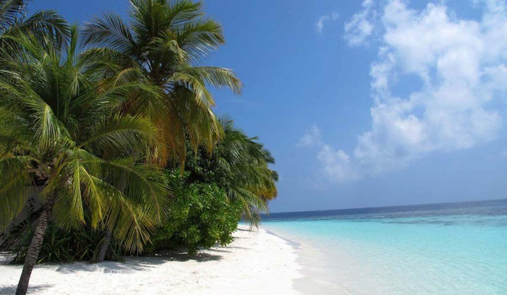سفر به زیباترین سواحل مالدیو