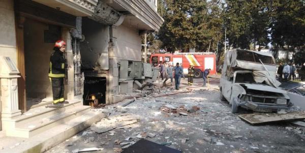 انفجار گاز در بابلسر 3 مصدوم برجای گذاشت