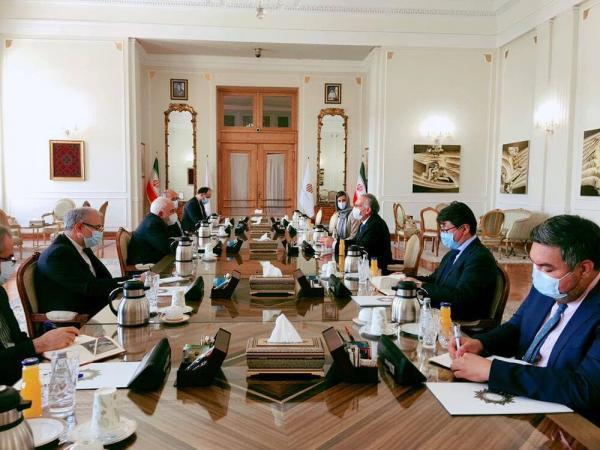 در ملاقات ظریف با نماینده ویژه افغانستان چه گذشت؟