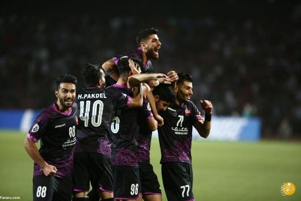خلاصه بازی استقلال تاجیکستان 0 ، 1 پرسپولیس؛ صعود در دوشنبه